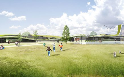 Proposed Eco Village, West Midlands