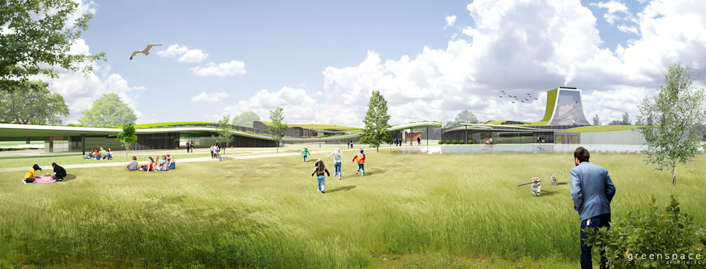 Greenspace Architects win at the Shropshire Conservation and Design awards!